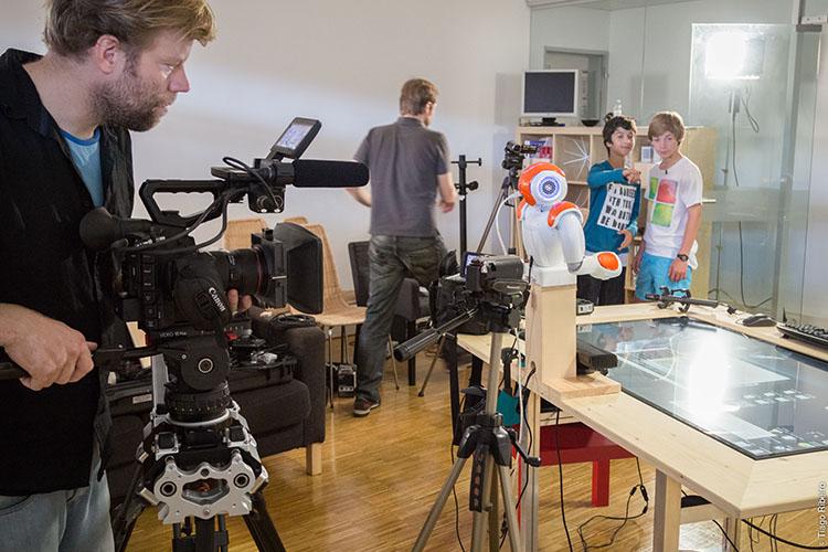 EMOTE-filming-documentary